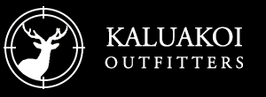 Kaluakoi Outfitters – Axis Deer Hunting Guides, Molokai, Hawaii Logo
